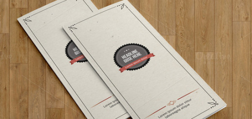 Corporate-Brochure-retro-style