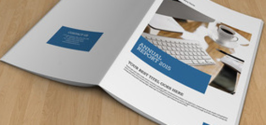 InDesign-Annual-Report-Template