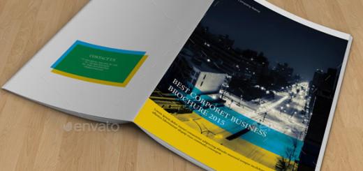 Business Brochure Template-V293