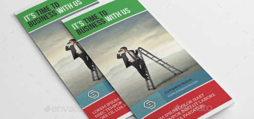 Corporate Trifold Brochure-V249