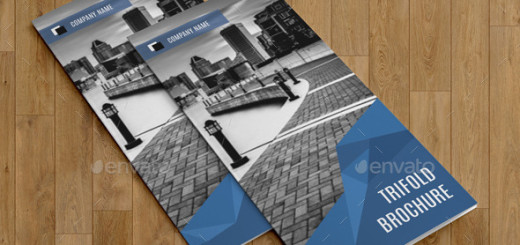 Corporate Trifold Brochure-V251