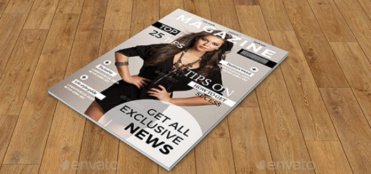 Multipurpose Magazine Template-V14