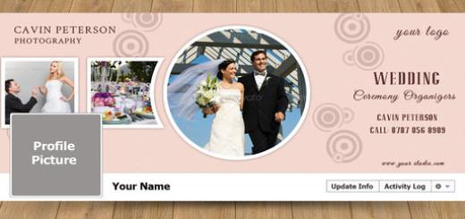 Facebook cover-wedding photography