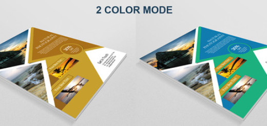Photography Flyer - 2 color