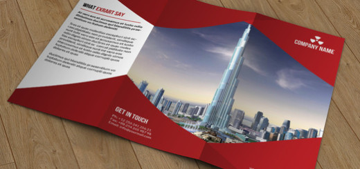 Trifold Corporate Brochure -T176
