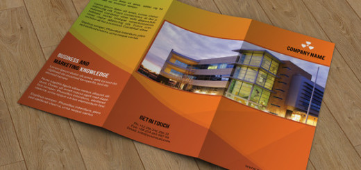 Trifold Corporate Brochure-T177