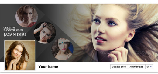 Photography facebook timeline 5 in 1