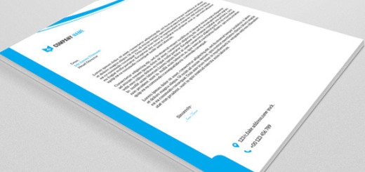 3 Corporate Letterhead -V05