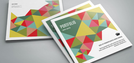 Indesign Portfolio Brochure