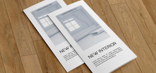 Trifold Interior Brochure-V206