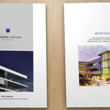 InDesign Business Brochure-V223