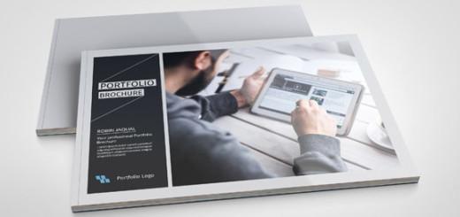 Indesign Portfolio Brochure-V217