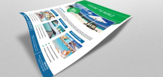Travel Flyer Template-V103
