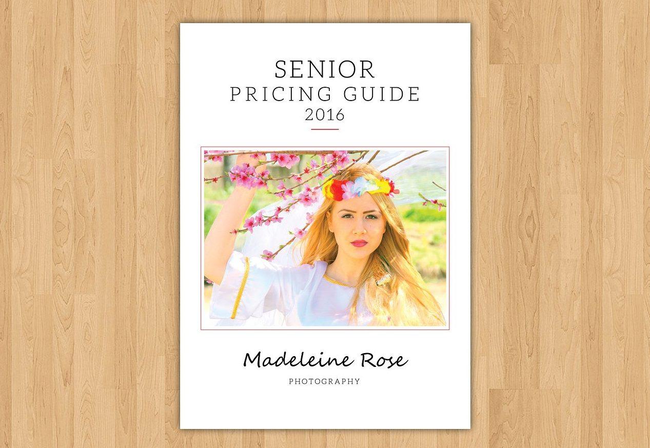 Senior Photography Price List - SiStec
