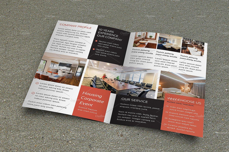 Interior Design Company Brochure