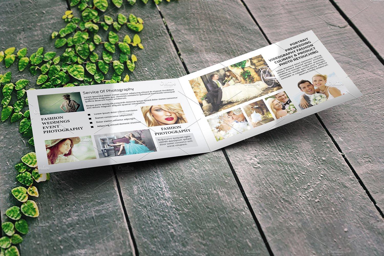 Photography Brochure Template - SiStec